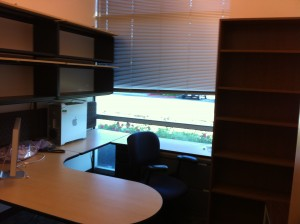 My office at SETI Institute ready for the move